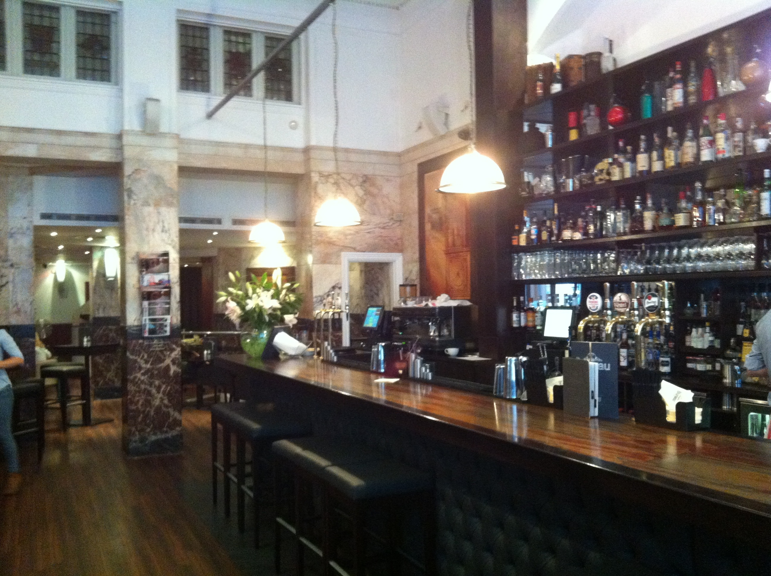 Review the bureau in colmore row birmingham mary griffin