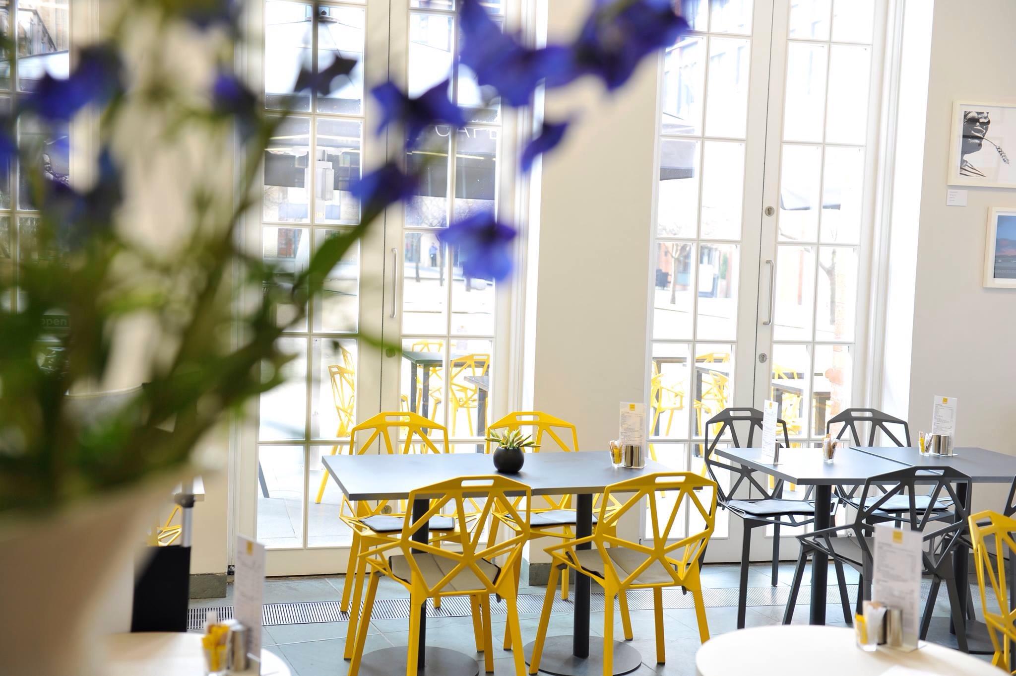 Veggie Lunch Watch: Cafe Opus @ Ikon Gallery.   veggiefoodie